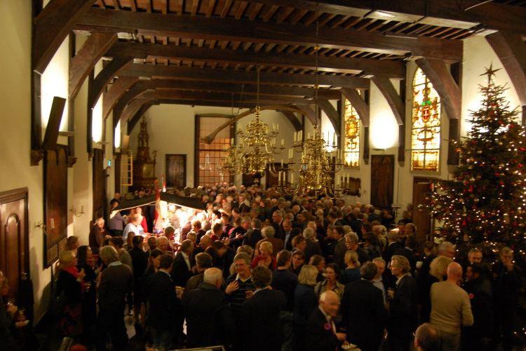 nieuwjaarsreceptie Gemeente Haarlem