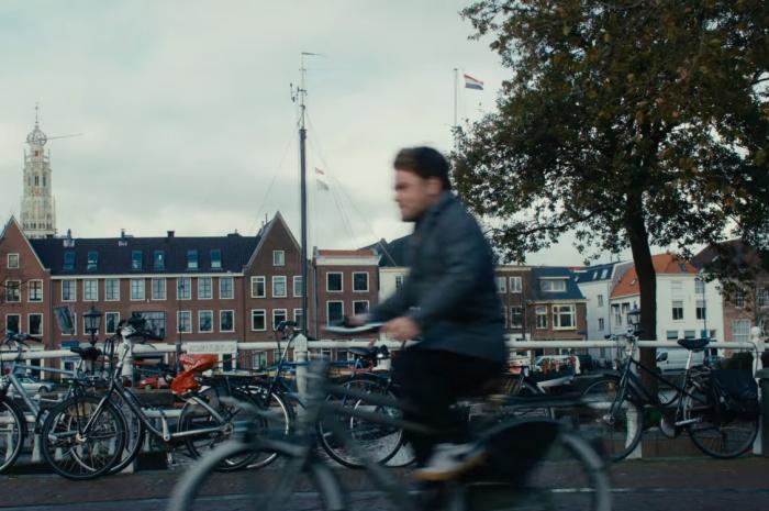Hier wil ik zijn (ode aan Haarlem)