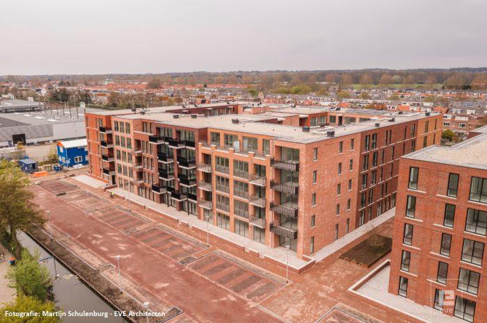 Bouwnieuws: over de bouw van Plaza West, mei 2021